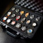 Caja de reloj: ¿Cuál elegir?
