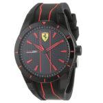 Análisis Reloj Analógico de Cuarzo Scuderia Ferrari 830481