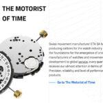 Movimiento ETA Características Referencias ETA 2824-2 ETA 2836 ETA 7750