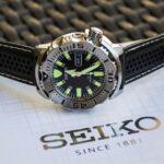 Revisión automática de Seiko Prospex